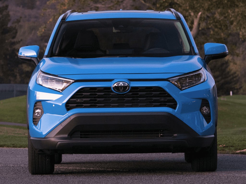 2021 Toyota RAV4 Limited 4dr All-wheel Drive Lease