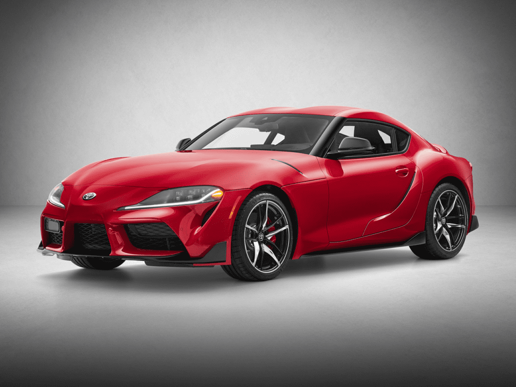 2021 Toyota Supra A91 Edition 3dr Coupe Lease