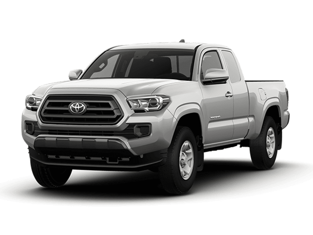 2021 Toyota Tacoma TRD Pro V6 4x4 Double Cab 5 ft. box 127.4 in. WB Lease