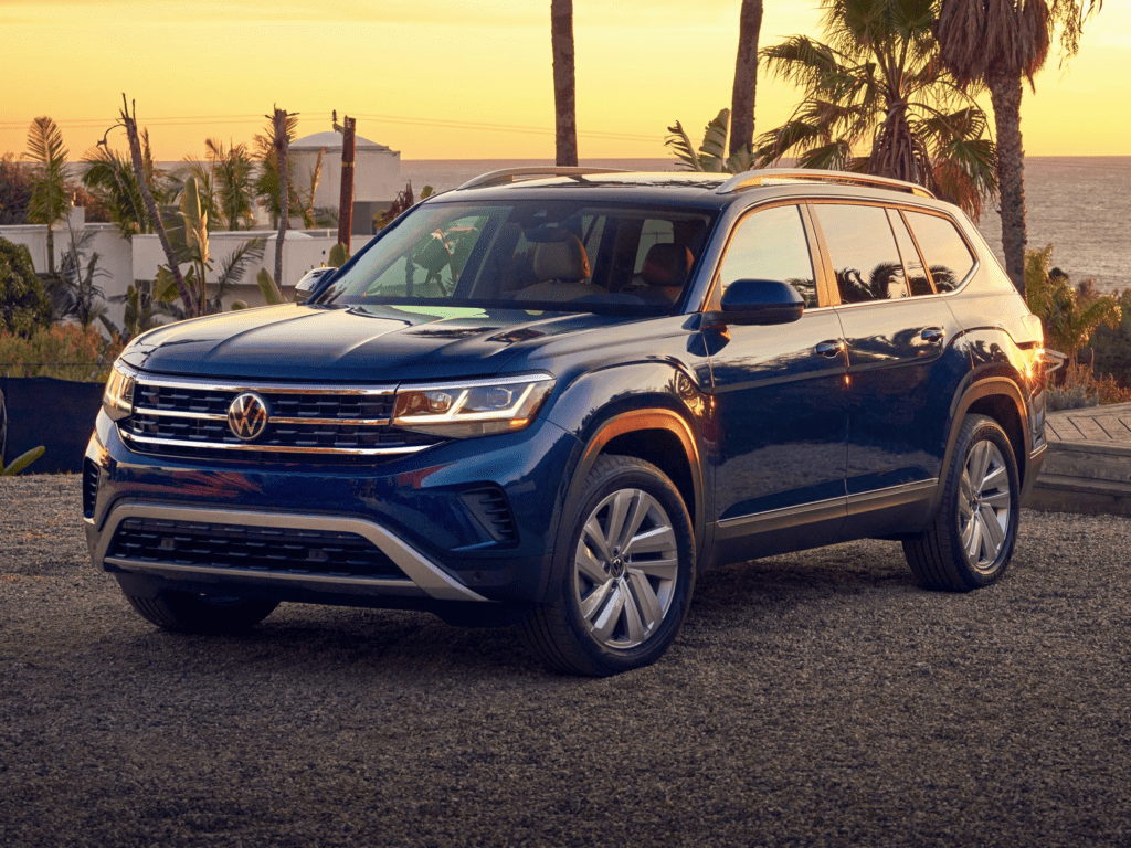 2021 Volkswagen Atlas 3.6L V6 SEL Premium R-Line 4dr All-wheel Drive 4MOTION Lease