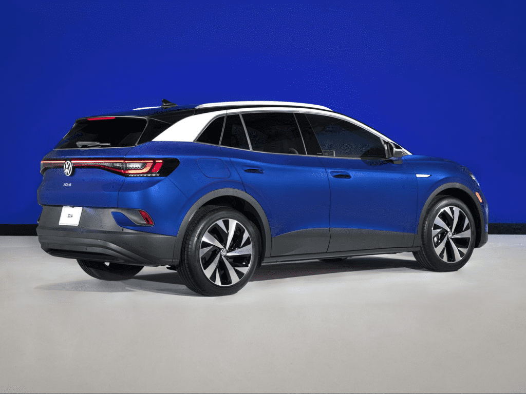 2021 Volkswagen ID.4 Pro S 4dr All-wheel Drive Lease