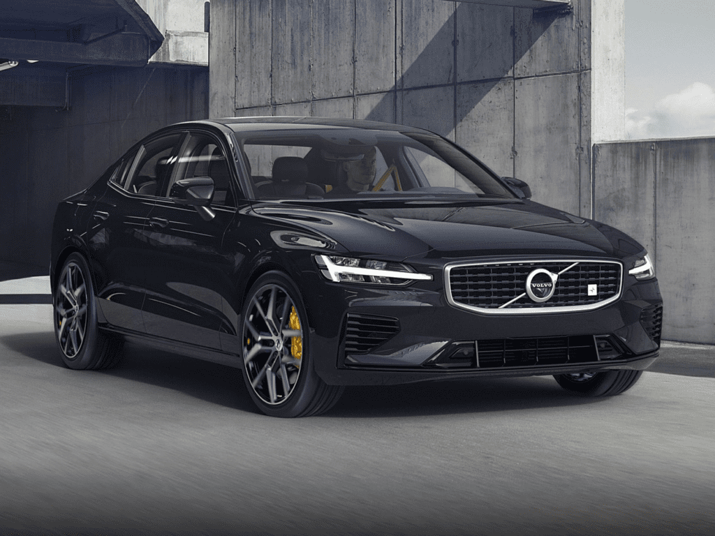 2021 Volvo S60 T8 Recharge Polestar 4dr All-wheel Drive Sedan Lease