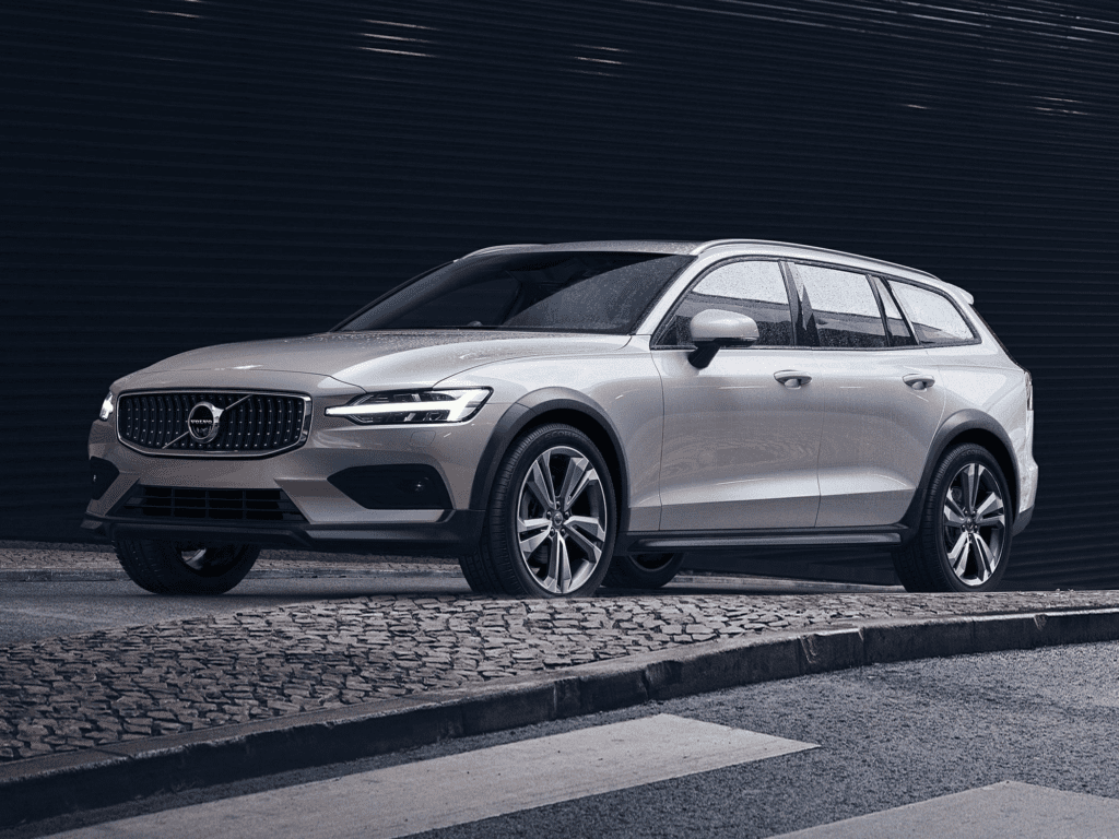 2021 Volvo V60 T8 Recharge Polestar 4dr All-wheel Drive Wagon Lease