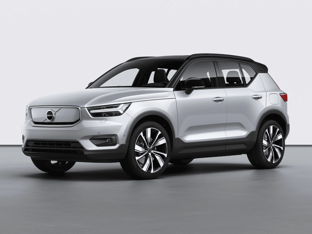 2021 Volvo XC40 P8 Recharge Electric R-Design 4dr All-Wheel Drive Lease