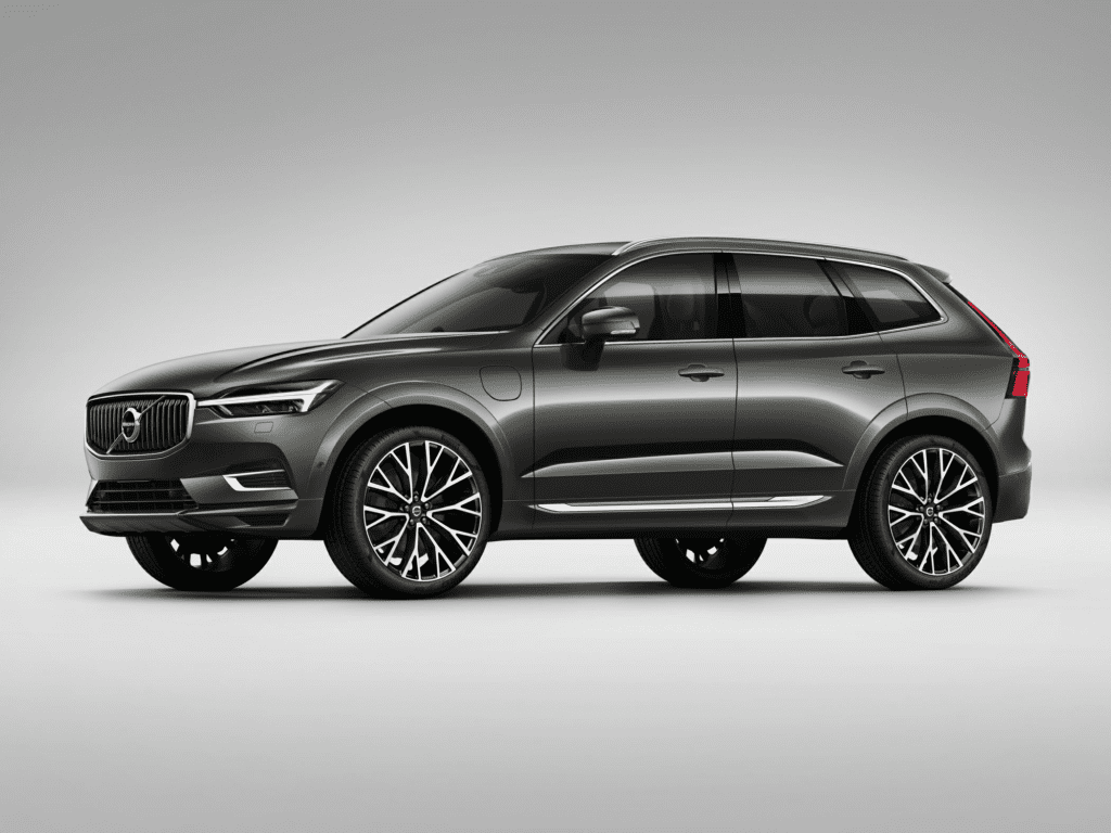 2021 Volvo XC60 T8 Recharge Polestar 4dr All-wheel Drive Lease