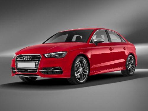 2020 Audi S3