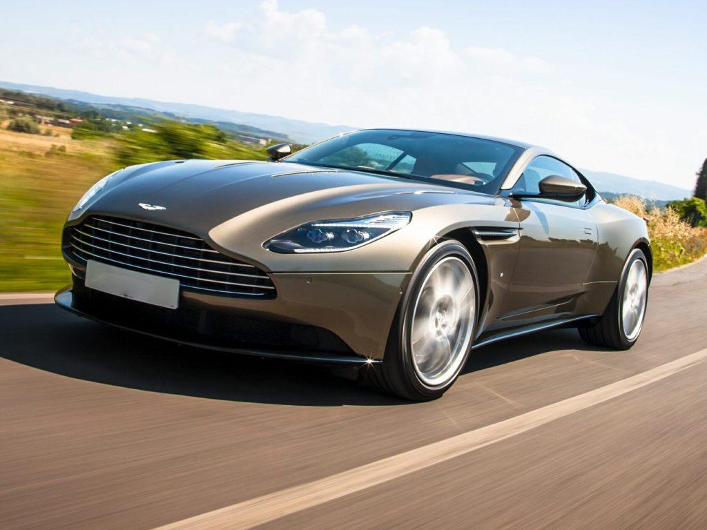 2021 Aston Martin DB11